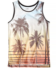 Univibe Men's Melrose Palm Tank