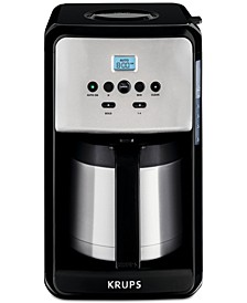ET351050 12-Cup Savoy Programmable Thermal Coffee Maker
