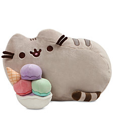 Gund® Pusheen Snackable Sundae Plush Toy