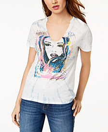 GUESS Retro Graphic T-Shirt