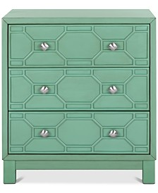 Izumi 3-Drawer Chest, Quick Ship