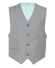 Calvin Klein Stretch Textured Vest, Big Boys
