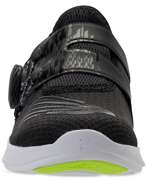0d68d63846895 ... New Balance Little Boys' FuelCore Reveal Running Sneakers from Finish  ...