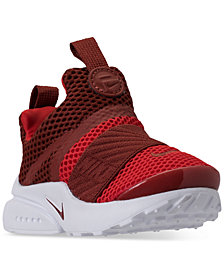Nike Toddler Boys' Presto Extreme Running Sneakers from Finish Line