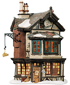 Department 56 Villages Ebenezer Scrooge's House