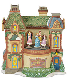 Department 56 Villages The Nine Ladies Dance Conservatory