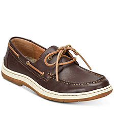 Born Men's Ocean 2-Eye Distressed Boat Shoes