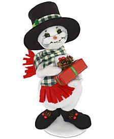 Annalee Northwoods Snowman