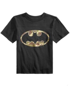 Dc Comics Toddler Boys Batman GraphicPrint TShirt