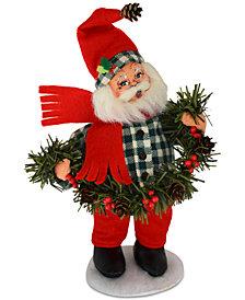 Annalee Northwoods Christmas Santa