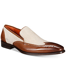 Mezlan Men's Lund Wingtip Loafers