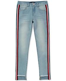 Tommy Hilfiger Big Girls Skinny Step Up Jeans
