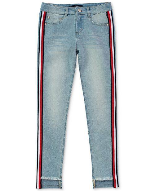 new concept d2200 435b8 Big Girls Skinny Step Up Jeans