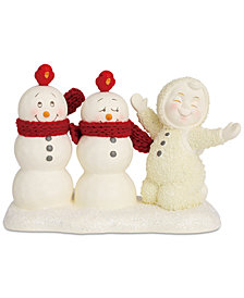 Department 56 Snowbabies Make New Friends Figurine