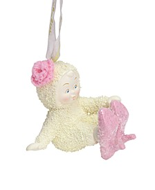 RETIRING IN 2019 Snowbabies New Shoes Ornament