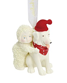 Snowbabies Best Friends Ornament