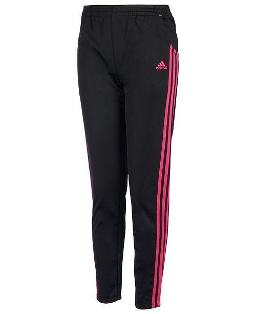 96ba4c50aea adidas Big Girls Warm Up Tricot Pants & Reviews - Leggings & Pants ...