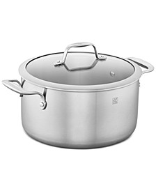 Zwilling Spirit Stainless Steel 6-Qt. Dutch Oven & Lid