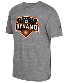 adidas Men's Houston Dynamo Vintage Too Triblend T-Shirt