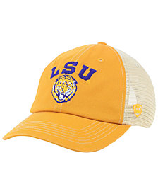 Top of the World LSU Tigers Wicker Mesh Cap