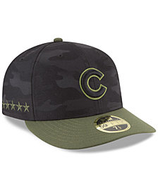 New Era Chicago Cubs Memorial Day Low Profile 59FIFTY FITTED Cap