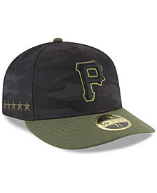 New Era Pittsburgh Pirates Memorial Day Low Profile 59FIFTY FITTED Cap