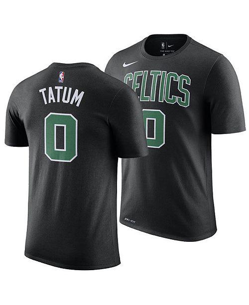best service 7cdaa d83d5 Men's Jayson Tatum Boston Celtics Statement Player T-Shirt