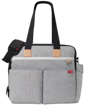 Skip Hop Duo Signature Weekender Diaper Bag