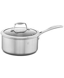 Zwilling Spirit Stainless Steel 3-Qt. Saucepan & Lid