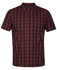 Hurley Men's Charlie Plaid Shirt