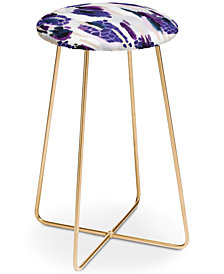 Deny Designs Laura Fedorowicz Fierce and Loyal Counter Stool