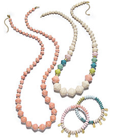 Thirty One Bits  Necklace and Bangle Collection from The Workshop at Macy's