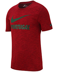 Nike Men's Dry Portugal Soccer T-Shirt