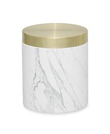 DKNY Mixed Media Cover Jar