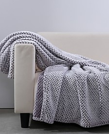 "Berkshire Shimmersoft Frosted 50"" x 60"" Throw"