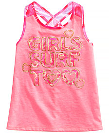 Epic Threads Toddler Girls Surf Tank Top, Created for Macy's