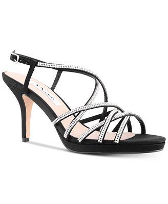 NINA Vilma Evening Sandals Women's Shoes