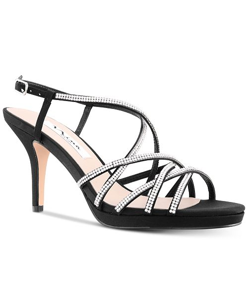NINA Vilma Evening Sandals Women's Shoes DyCMSdH