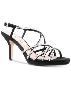 Nina Vilma Evening Sandals Women's Shoes 6483759