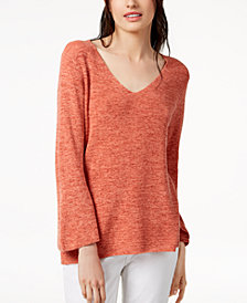 Eileen Fisher Organic Cotton Sweater, Regular & Petite
