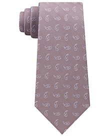 Michael Kors Men's Boteh Silk Tie