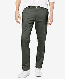 Dockers Men's Signature-Fit Slim-Tapered Stretch Pants