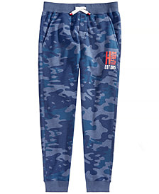 Tommy Hilfiger Toddler Boys Camo Basic Joggers
