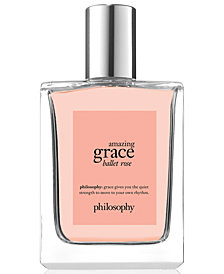 philosophy Amazing Grace Ballet Rose, 4-oz.