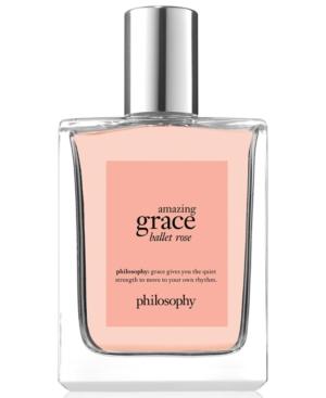 philosophy Amazing Grace Ballet Rose, 4-oz.
