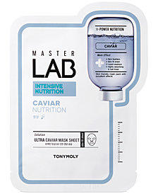 TONYMOLY Master Lab Caviar Nutrition Sheet Mask