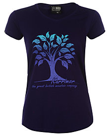 Karrimor Women's Organic Graphic Tee from Eastern Mountain Sports