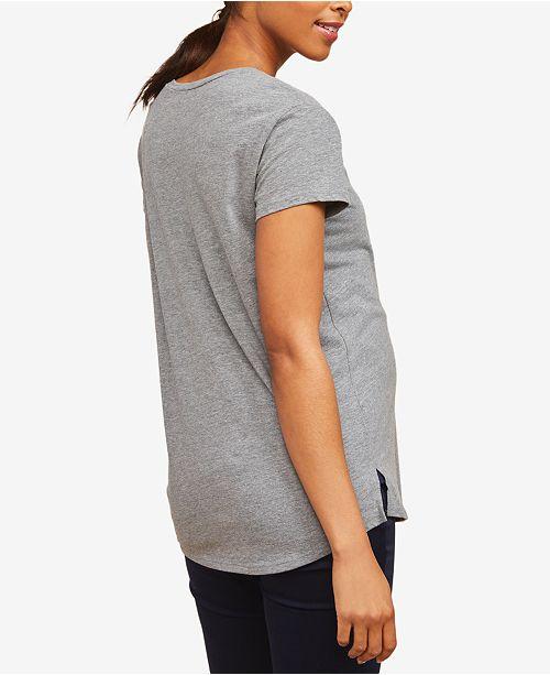 Macys Outlet Nj: Motherhood Maternity Jersey T-Shirt & Reviews