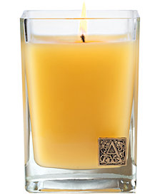 Aromatique Agave Pineapple 12-oz. Medium Cube Candle