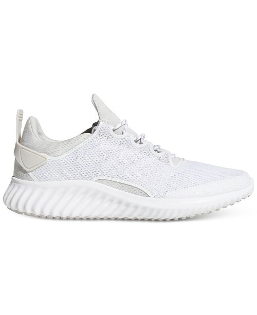 ... adidas Men s AlphaBounce City Running Sneakers from Finish Line ... 9ab75950d